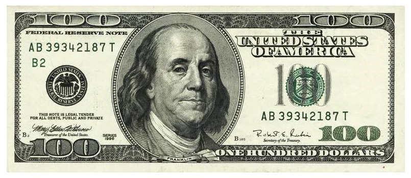 Как появился доллар США